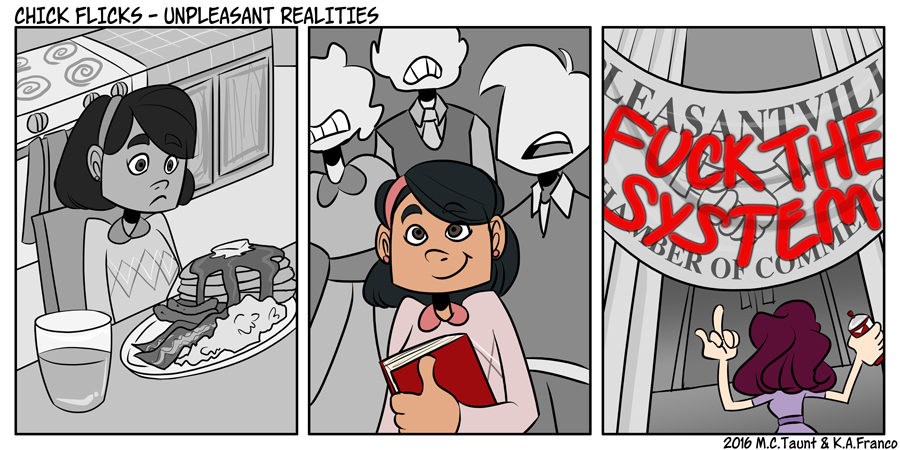 Unpleasant Realities