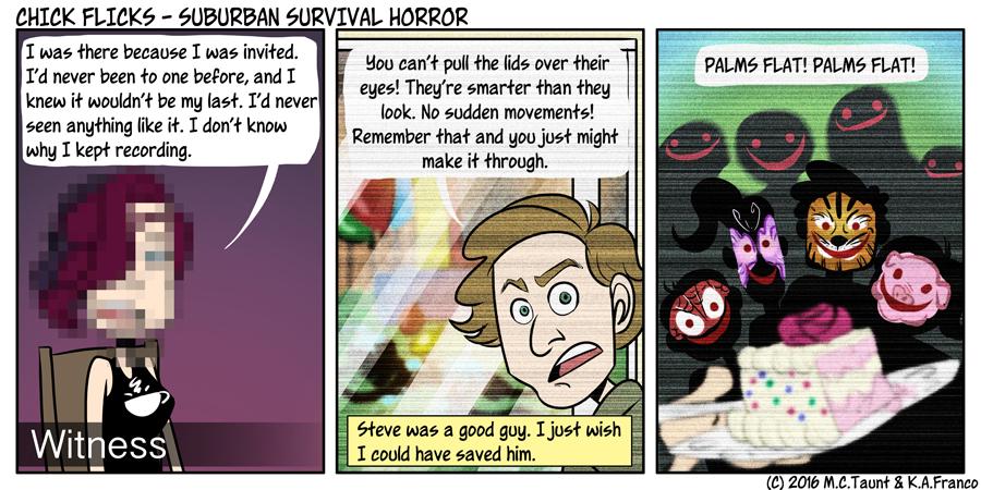 Suburban Survival Horror